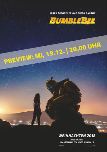 """Bumblebee"" Preview"